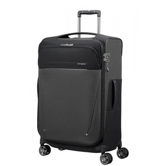 Куфар на 4 колела 71 см Samsonite B-Lite Icon с разширение, черен