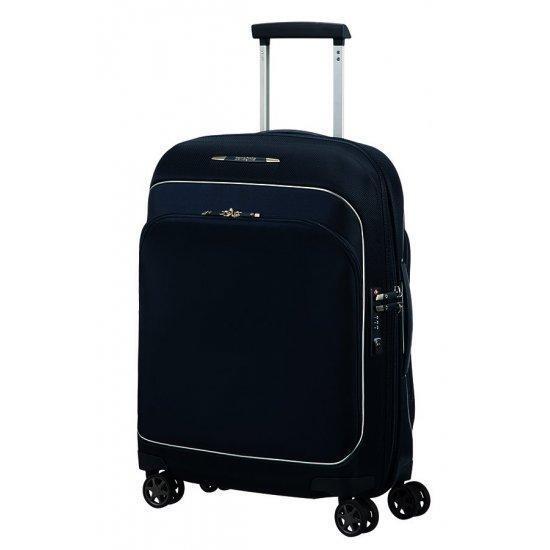 Куфар на 4 колела 55cm Samsonite Fuze, тъмносин