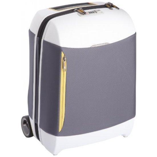 Мобилен офис Samsonite Litesphere за 17.3 инчов лаптоп цвят сребро/титан
