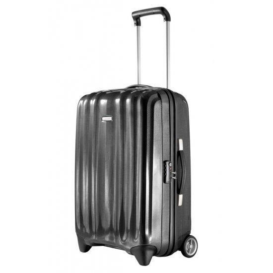 Куфар на 2 колела Samsonite Cubelite 66 см. цвят графит