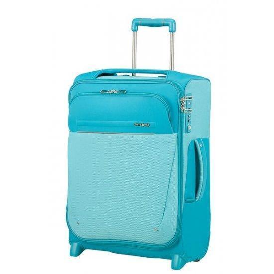 Куфар на 2 колела 55 см Samsonite В-Lite Icon, светлосин