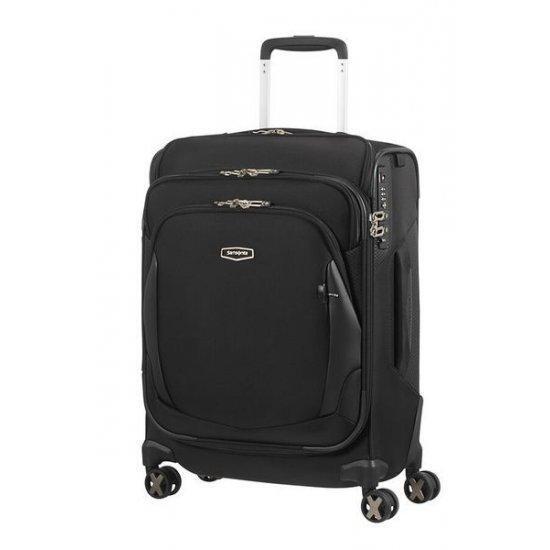 Куфар на 4 колела Samsonite X'blade 4.0 55cm, черен