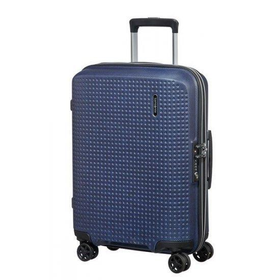 Куфар на 4 колела Samsonite Pixon 55 см, тъмносин