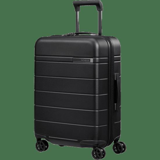 Куфар на 4 колела Samsonite Neopod 55 см с разширение, черен