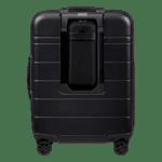 Neopod Спинер на 4 колела 55 см с външен Поуч и разширение черен цвят