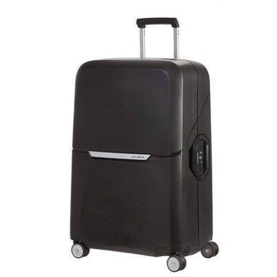 Куфар на 4 колела Samsonite Magnum 75 см, черен