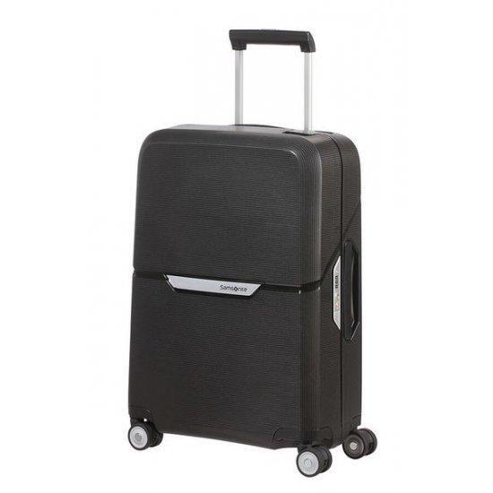Куфар на 4 колела Samsonite Magnum 55 см, черен