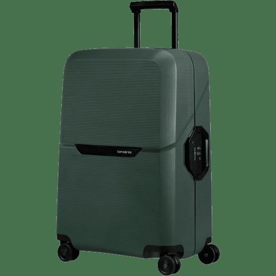 Куфар на 4 колела Samsonite Magnum Eco 69 см, зелен