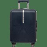 Hi-Fi Спинер на 4 колела 55 см с разширение тъмно син цвят