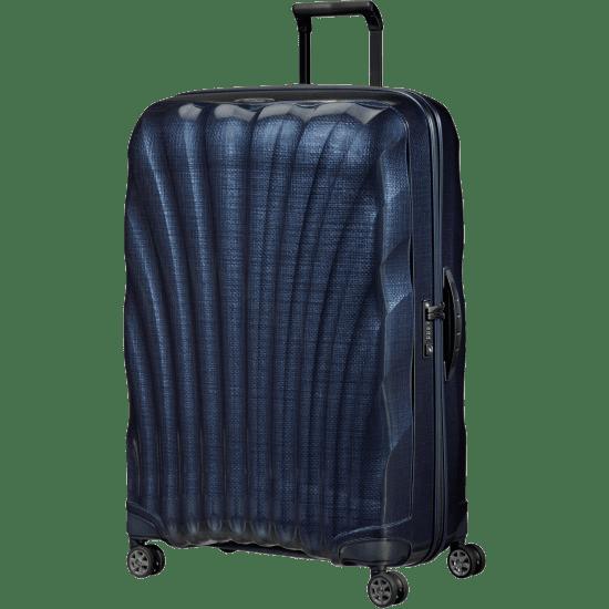 Куфар на 4 колела Samsonite C-Lite 81 cm, тъмносин