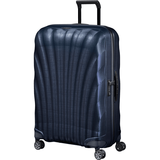 Куфар на 4 колела Samsonite C-Lite  75 cm, тъмносин
