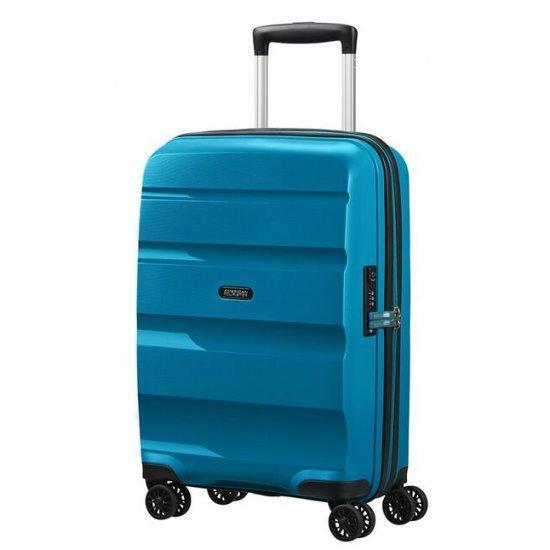Куфар American Tourister Bon Air Dlx 55 см, светлосин