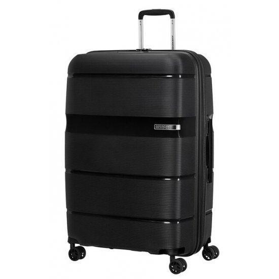 Куфар American Tourister Linex 76 см, черен