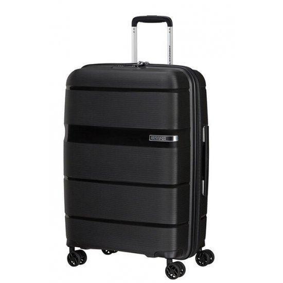 Куфар American Tourister Linex  66 см, черен