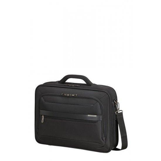 Черна бизнес чанта Samsonite Vectura EVO за 17.3 инчов лаптоп