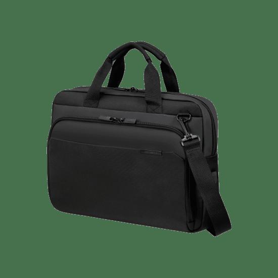 Черна бизнес чанта Samsonite Mysight за 15.6 инча лаптоп