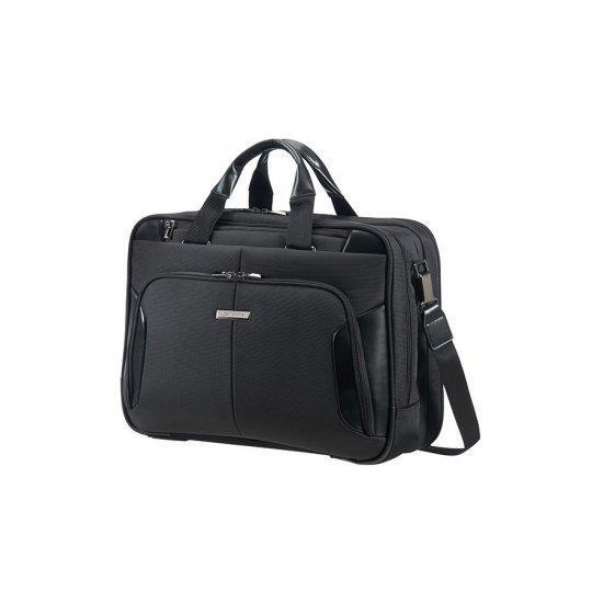 Бизнес чанта с три отделения и разширение Samsonite XBR за 15.6 инча лаптоп