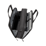 Черна бизнес чанта Litepoint за 15.6 с разширение