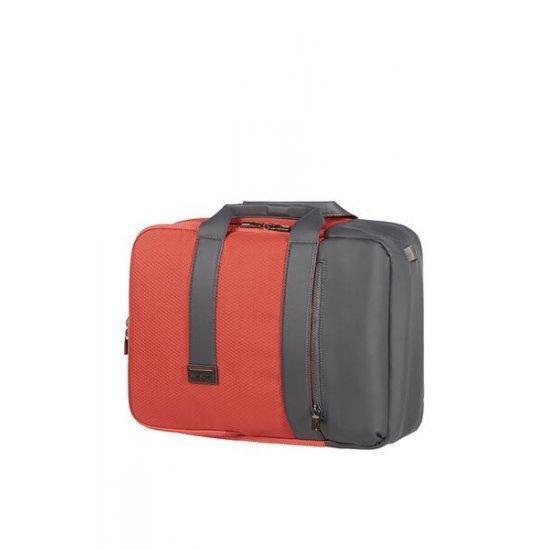 Чанта/раница за 15.6 инчов лаптоп Samsonite, оранжева