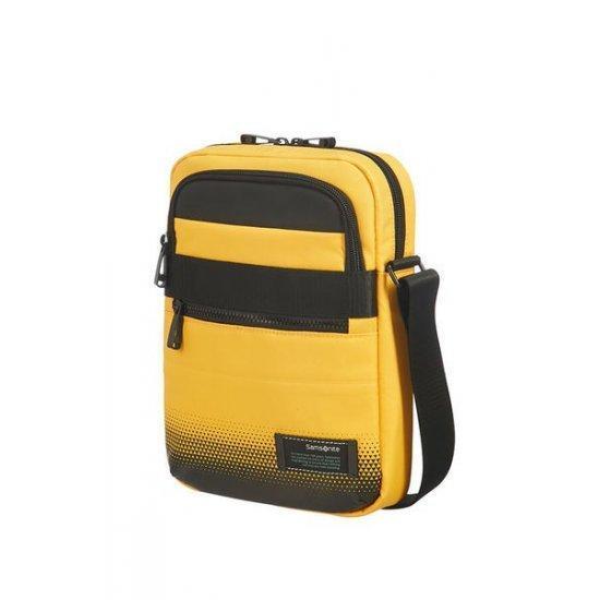 Жълта чанта за 9.7 таблет Samsonite, за рамо