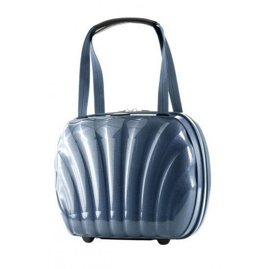 Синя козметична чанта Samsonite Cosmolite