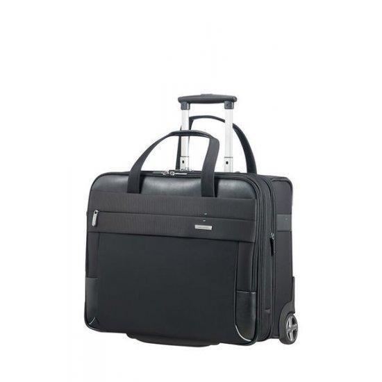 Мобилен офис за 17.3 инча лаптоп Samsonite Spectrolite 2 с разширение, черен