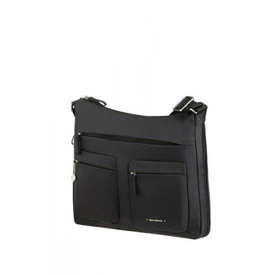 Дамска чанта с разширение Samsonite Move 3.0 размер М, черна
