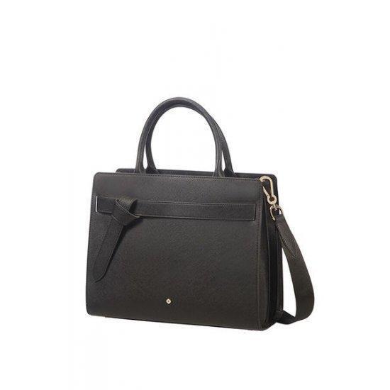 Дамска чанта за през рамо My Samsonite размер M, черна