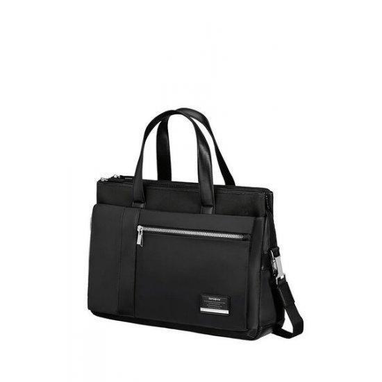 Дамска чанта за 14.1 инча лаптоп Samsonite Openroad, черна