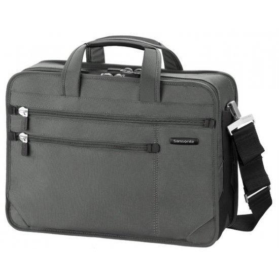 Бизнес чанта за 17 инча лаптоп Samsonite Avior, сива