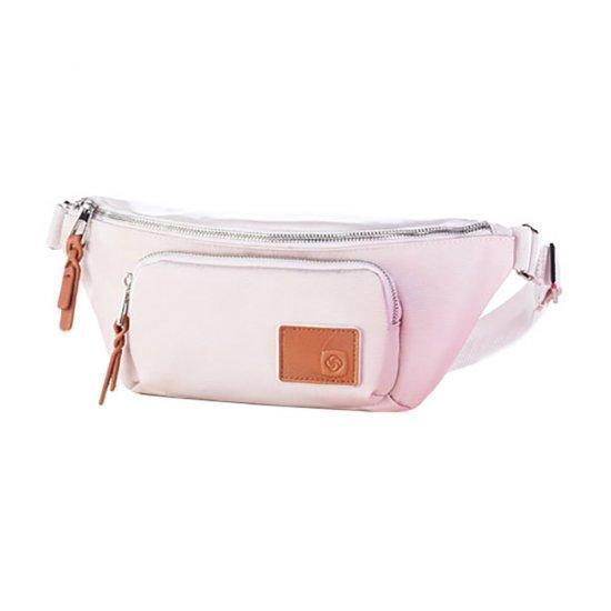 Чанта за кръст Samsonite Yourban, розова