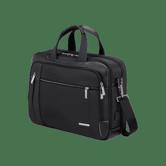 Чанта за 15.6 инча лаптоп с разширение Samsonite Spectrolite 3.0, черна