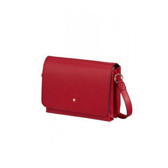 Дамска чанта за през рамо Samsonite Seraphina 2.0, червена