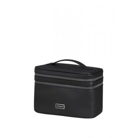 Козметична чанта Samsonite Karissa 2.0 Dlx, черна