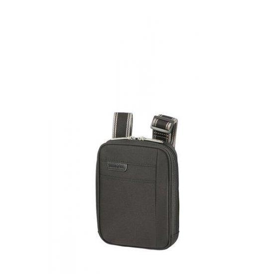 Чанта за през рамо Samsonite HIP-Sport размер XS, черна