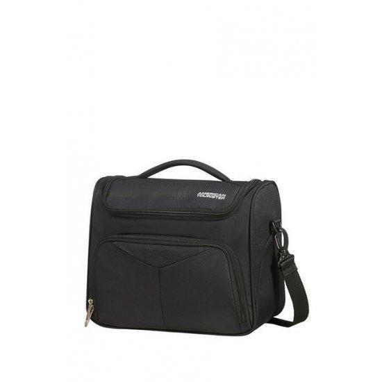 Чанта за козметика American Tourister Summerfunk, черна