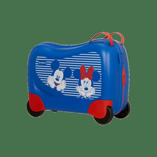 Куфар на 4 колела Samsonite Dreamrider Minnie/Mickey Stripes 39 см. височина