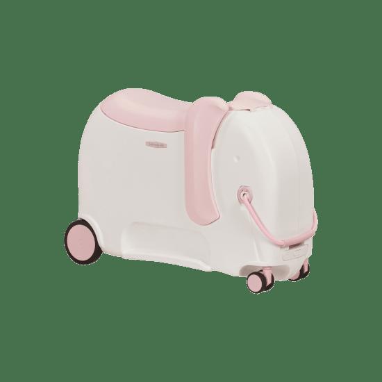 Куфар на 4 колела Samsonite Dream Rider Deluxe 40 см. с форма на Слон