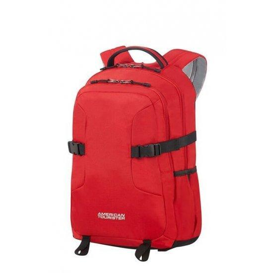 Раница за лаптоп 14.1inch American Tourister Urban Groove червена