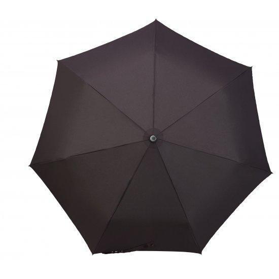 Четворно сгъваем автоматичен чадър Samsonite Alu Drop S TM черен