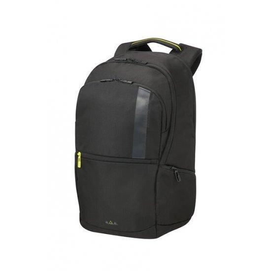 """Раница за 17.3"""" лаптоп American Tourister Work-Е черна"""
