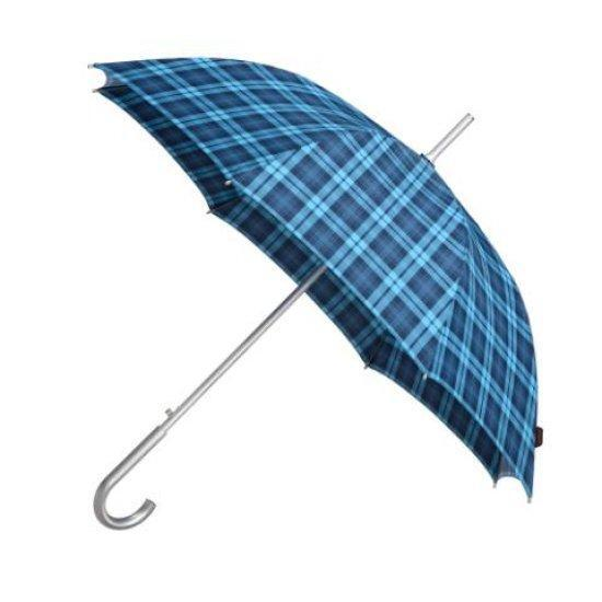 Aвтоматичен чадър Samsonite, син