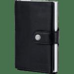 Портфейл Alu Fit в черен цвят