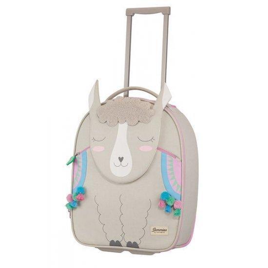 Детски куфар на 2 колела Samsonite Alpaca Aubrie 45 см
