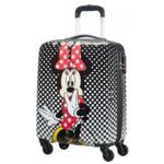 American Tourister Спинер на 4 колела Disney Legends 55 см височина и 40 см ширина Minnie Mouse Polka Dot