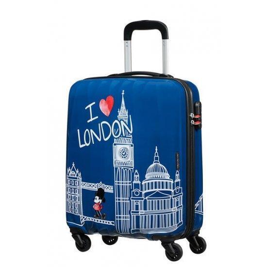 Куфар на 4 колела American Tourister Disney Legends Mickey London 55 Х 40 см