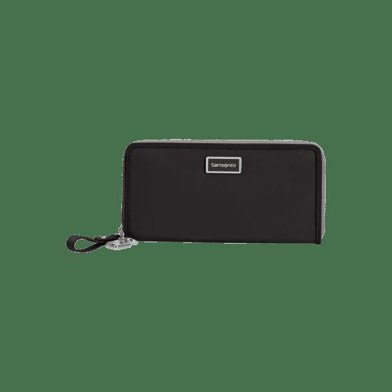 Дамски портфейл Samsonite Karissa 2.0 Slg L в черен цвят