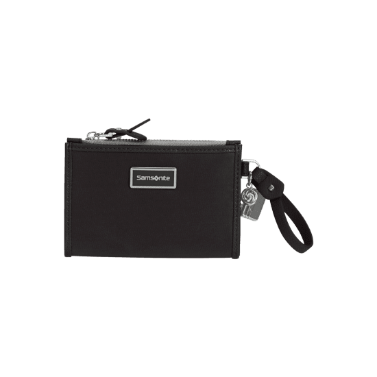 Дамски портфейл Samsonite Karissa 2.0 Slg в черен цвят