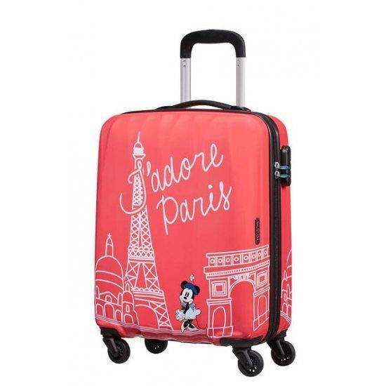 Куфар на 4 колелца American Tourister Disney Legends Minnie Paris 55 Х 40 см