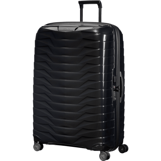 Куфар на 4 колела Samsonite Proxis 81см. черен